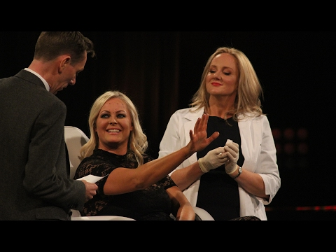 Amanda Brunker gets botox live on air | The Late Late Show | RTÉ One