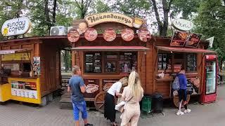 Поездка из Днепра в западную часть Украины на машине ч.1 Ивано Франковск.