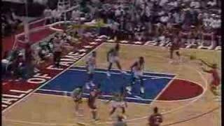 1991 McDonald's All American Game Highlights