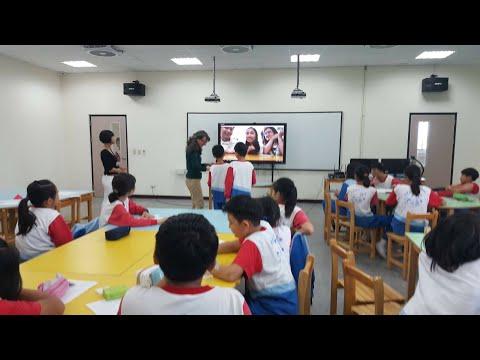 數位深耕主題跨域學習-英文領域的圖片影音連結