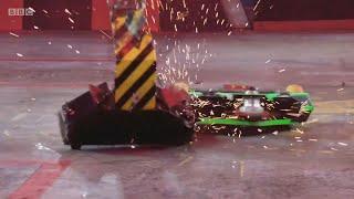 Robot Wars - Carbide - Most Destructive Wins Ever