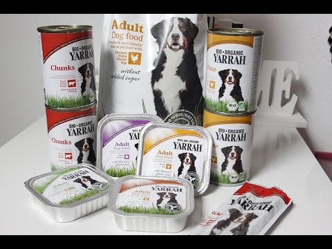 Nani test: Biologisch hondenvoer van Yarrah