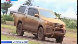 Laikipia holds 3rd edition of amateur rally to boost peace among communities and tourism