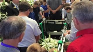 Похороны Маленького Tony Orlov 10 Лет