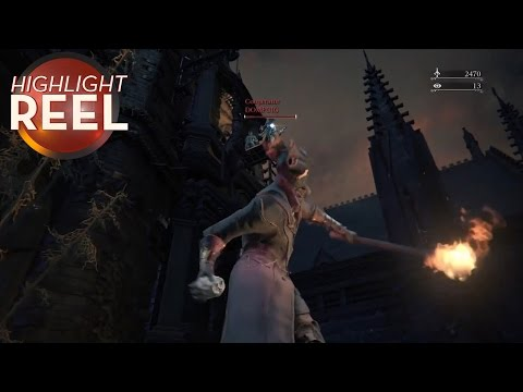 Bloodborne's Pebble Is Overpowered