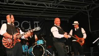 JOHN HIATT MASTER OF DISASTER cover by DANDANELL AND THE FAR OUT BOYS
