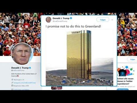 Grönland: Trumps kaltes Kalkül