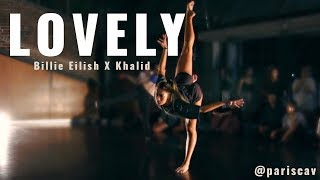LOVELY  BILLIE EILISH & KHALID   PARIS CAVANAGH CHOREOGRAPHY