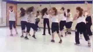 """""""El Truco"""", by Daddy Yankee, Choreo by Natalie Haskell for Dance Fitness"""