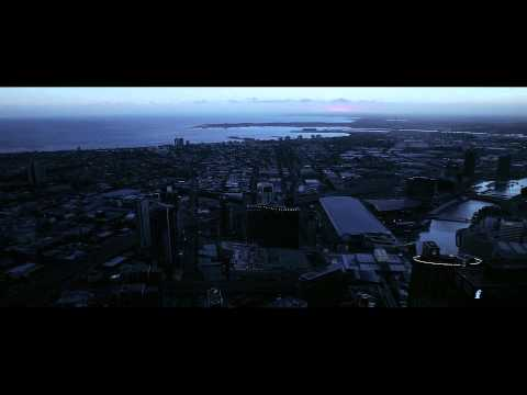 FREEDOM (KP Spiritual Dub Remix) Melbourne City Time-lapse Video 2013