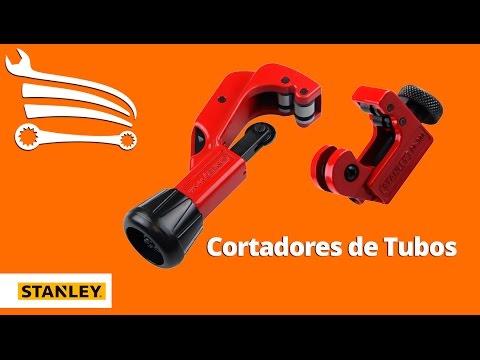 Cortador De Tubos 1/8 - 5/8 Pol.  - Video