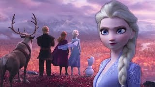 Could Frozen 2 Be About Climate Change?
