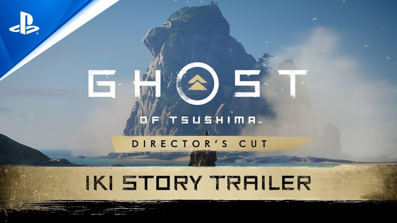 Ghost of Tsushima: journey into the dark secrets of Iki Island