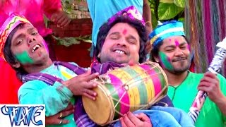 नॉन स्टॉप होली  Non Stop Holi - Lal  Abeer- Ritesh Pandey -  Bhojpuri Holi Songs 2015 HD