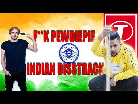 PEWDIPIE DISSTRACK BY INDIAN ROASTER || PEWDIEPIE VS TSERIES