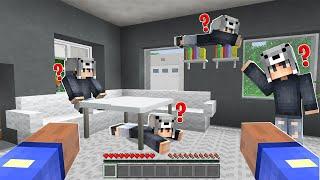 POLİSLER GERÇEK BENİ BULABİLECEK Mİ? 😱 - Minecraft