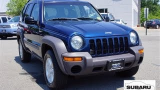 preview picture of video '2003 Jeep Liberty Sport 4WD'