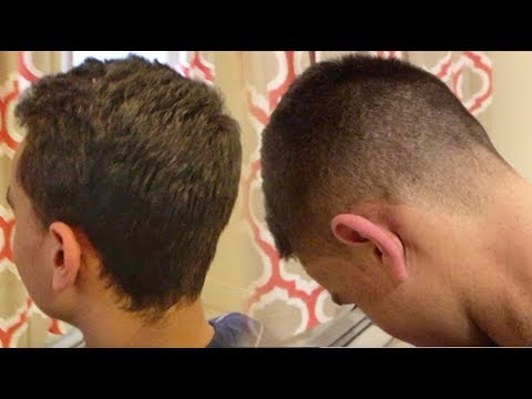 Perfect Fade in 4 Minutes   How to Cut Men's Hair   Best Tutorial   Tip #2