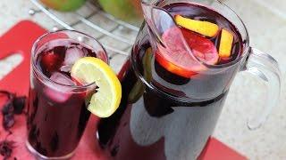 HOW TO MAKE ZOBO DRINK (Sorrel Drink   Roselle Drink)