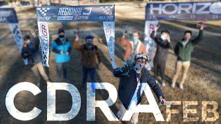 CDRA February Track ~ FPV Racing