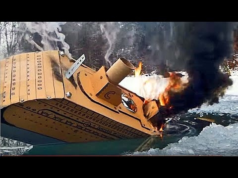 Jos titanic ois ollu parempi leffa...
