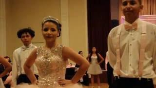 Azaylea's Quinceanera / Bachata Dance / Solo Por Un Beso