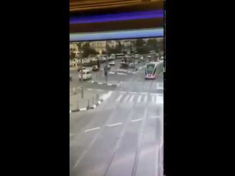 Attaque terroriste à Jérusalem  22 Oct 2014