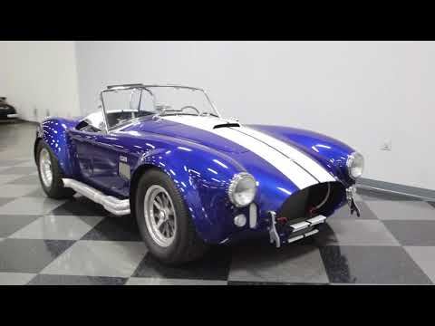 Video of '65 Cobra - N8G8