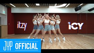 "ITZY ""ICY"" Dance Practice"
