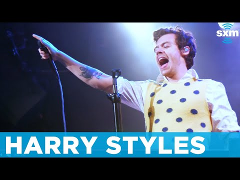 Harry Styles - Adore You [Live @ Music Hall of Williamsburg] | SiriusXM