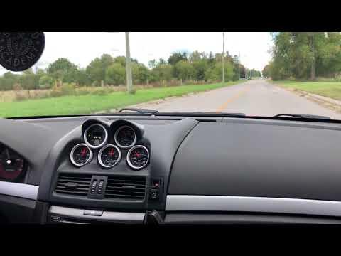 Pontiac G8 Gxp turbo, what it's like to drive