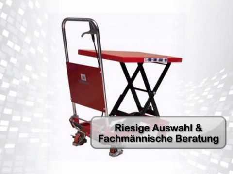 Hydraulischer Hubtisch Hubwagen Hubtischwagen 500kg günstig kaufen - 910459