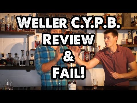WE FOUND WELLER C.Y.P.B.! Craft Your Perfect Bourbon Review! Along with Antique and Special Reserve!