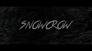 SNOWCROW horror short movie storyboard
