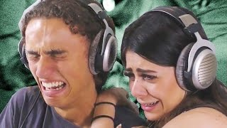 EXTREMELY SCARY HORROR GAMES WITH MY GIRLFRIEND!