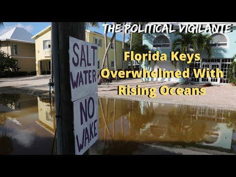 Florida Keys Overwhelmed With Rising Oceans