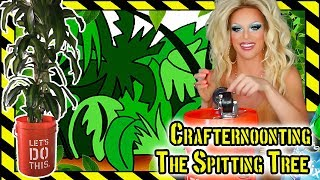 Download Video Crafternoonting w/ Willam: Spittin' Plant on wheels! MP3 3GP MP4