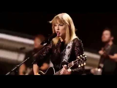 Taylor Swift Live You belong with me 2018 in Texas.
