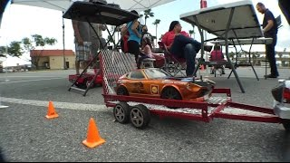 RC Drag Racing @ Harlingen Mall