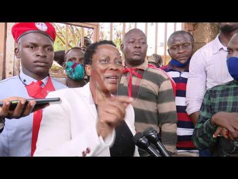 Ababaka 11 beesozze National Unity Platform