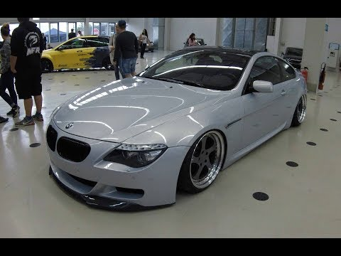 BMW 6 SERIES E63 ! ROTIFORM WHEELS ! AC SCHNITZER EXHAUST ! SILVER COLOUR ! WALKAROUND !