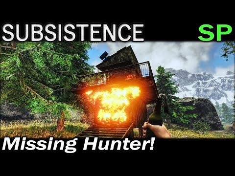 Missing Hunter! | Subsistence Single Player Gameplay | EP 97 | Season 5