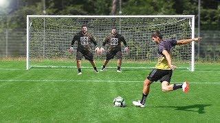 Penalty Shootout vs 2 KEEPERS