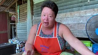 แกงเห็ดปลวก ทำอาหารเช้า ห้องครัวบ้านๆ เว่าพื้น ดราม่า การทำคลิป  (ไม่เลิก)