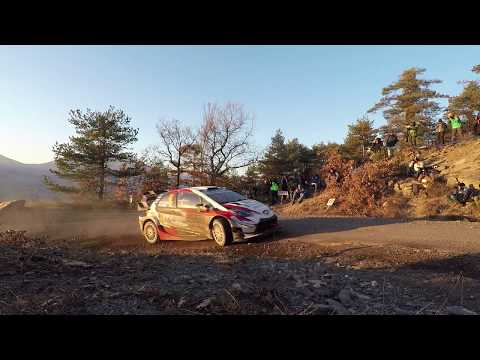 Rally Monte-Carlo 2019 - Highlights of DAY 2