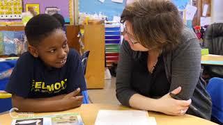 Reading Workshop In A First Grade Classroom Skip And Return Training Cut HD