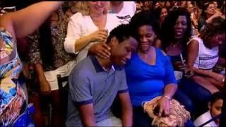 Rapaz Que Encantou Passageiros No Metrô Canta Ao Lado Do ídolo Jorge Vercilo