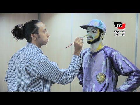 «الرسم على الجسم».. إعمل صاحبك لوحة