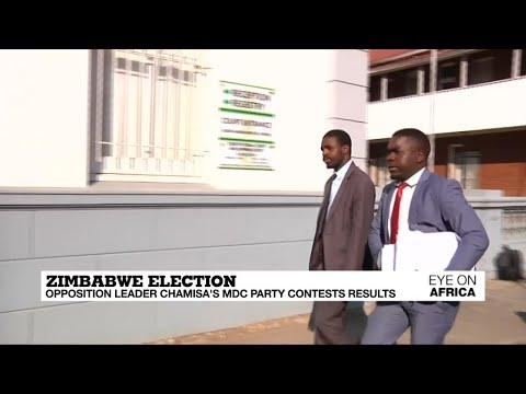 Zimbabwe: Chamisa's lawyers contest election results in court