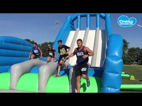 Malaysia Crazy Inflatable Run 2017